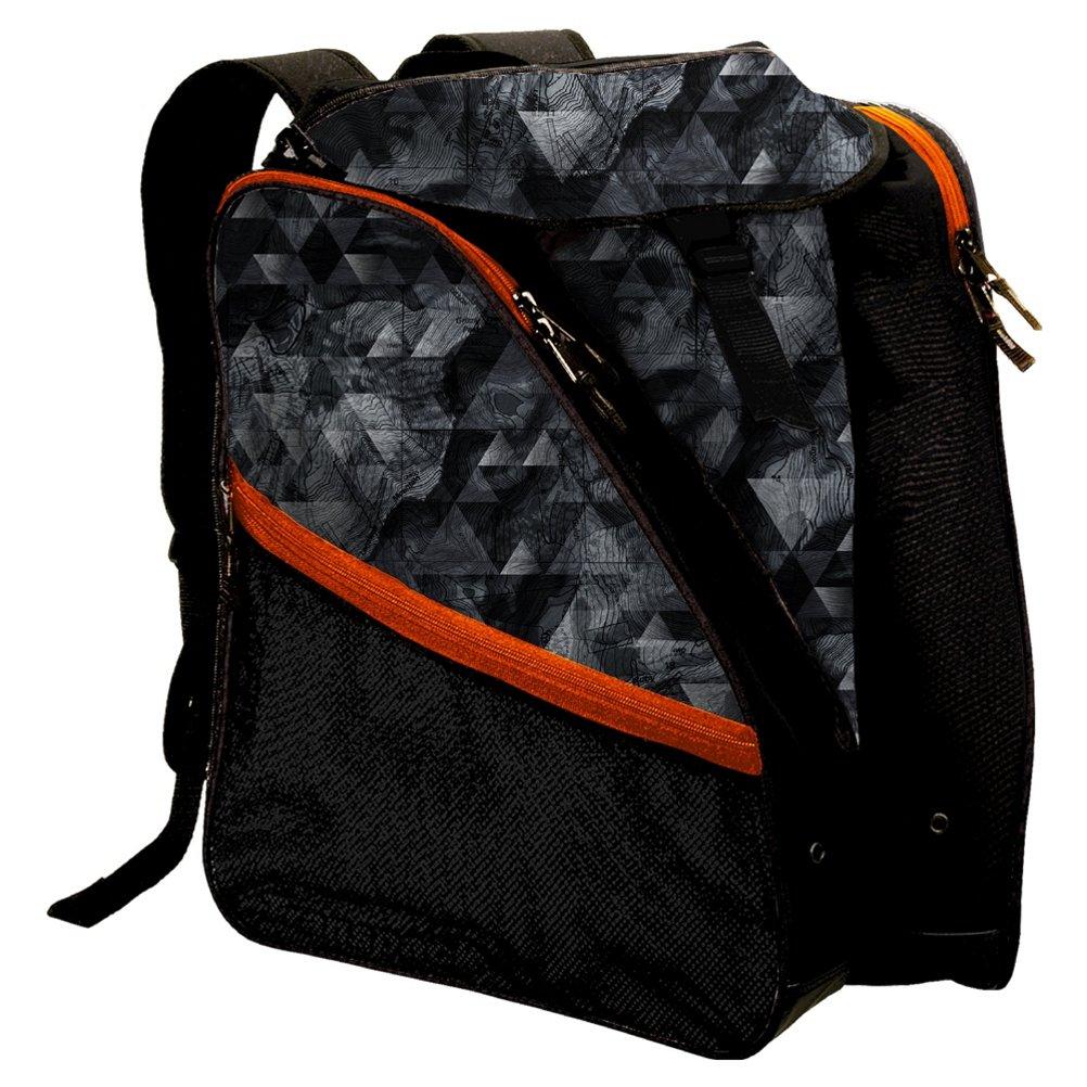 Transpack xt1 Ski Boot Bag B071975ZGL  Gray Topo