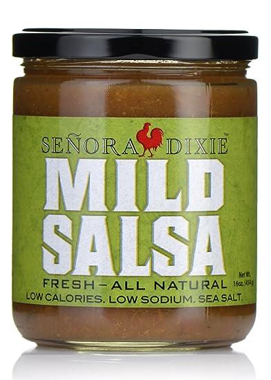 Senora Dixie Salsa (Mild)