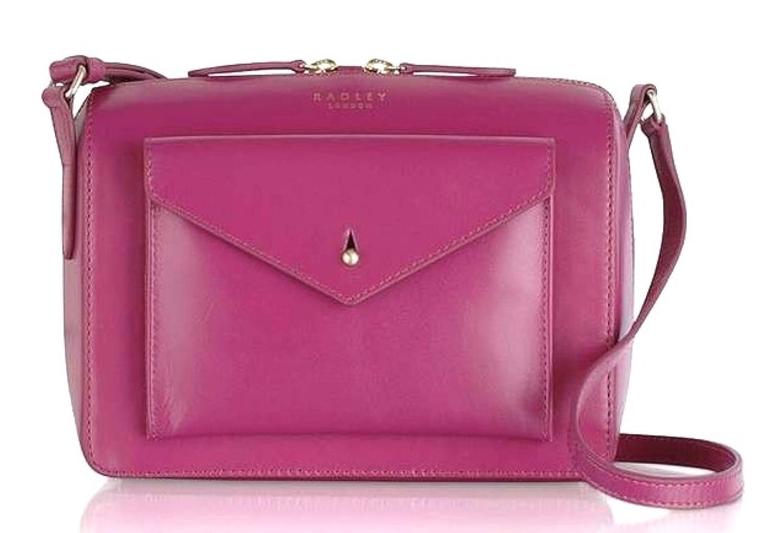 11bb47cd1ece Radley Keats Grove Small Zip-top Cross Body Bag Azalea Bright Purple  Limited edition (One Size)  Amazon.co.uk  Clothing