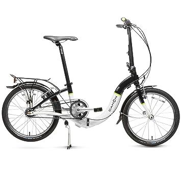 "Dahon Ciao I7 Bicicleta Plegable, Unisex Adulto, Sable Frost, 20"""