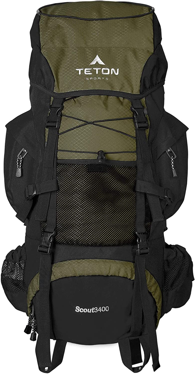 TETON Sports High-Performance Backpack