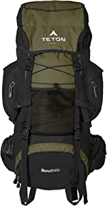 TETON Sports Scout 3400 Internal Frame Backpack