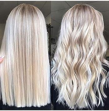 Amazon Com Fshine 14 Short Hair Wigs U Part Highlight Wigs Human