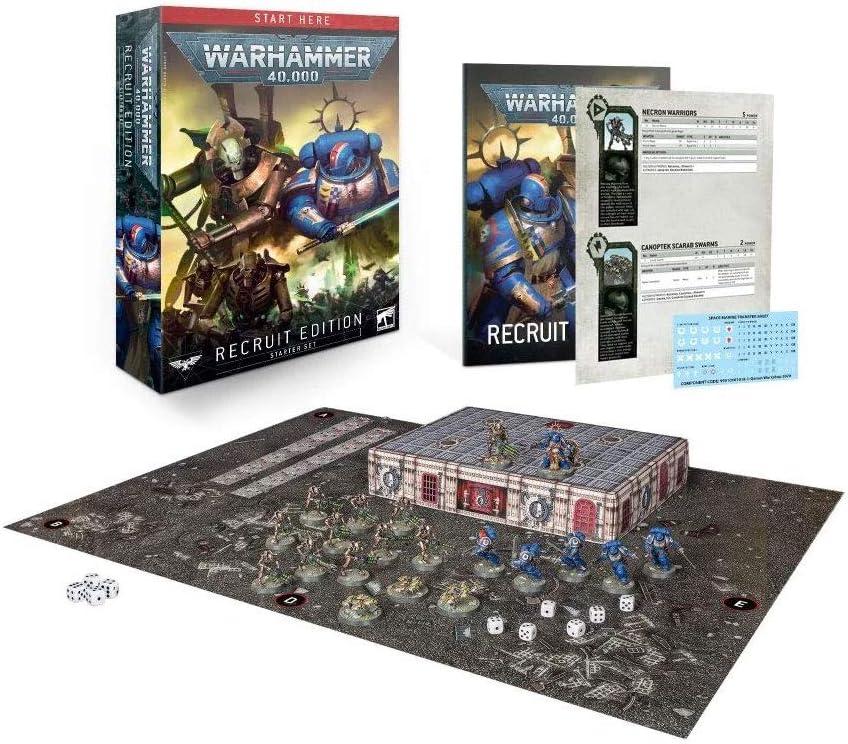 Recruit Edition Starter Set Games Workshop Warhammer 40,000