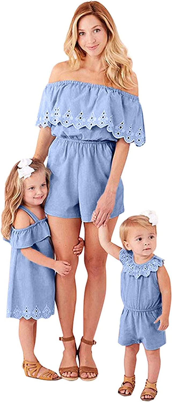 Mommy /& Me Romper set
