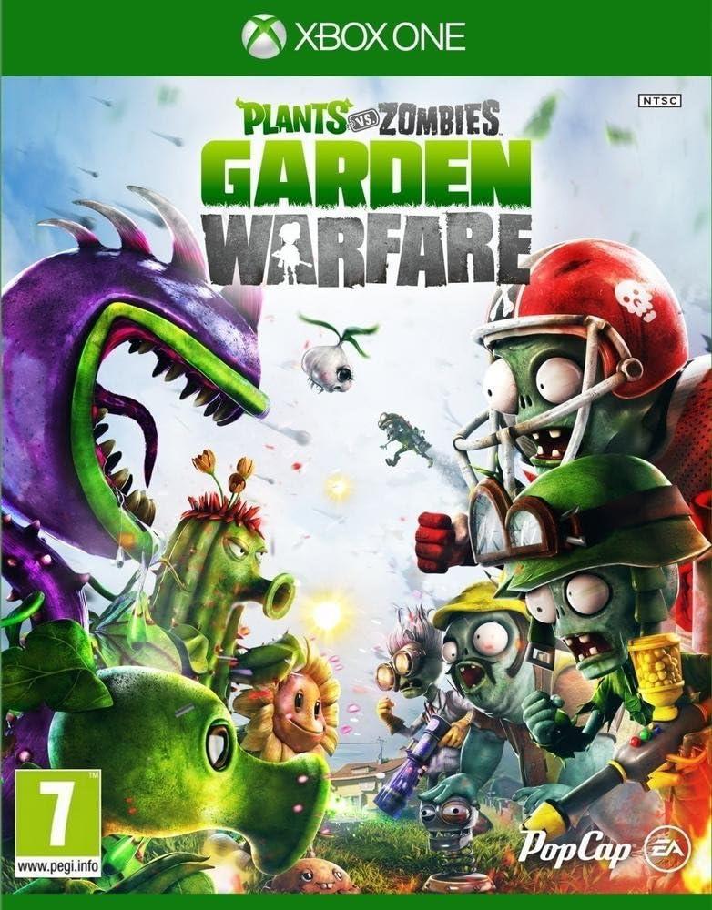 Plants vs Zombie: Garden Warfare [Importación Francesa]: Amazon.es ...