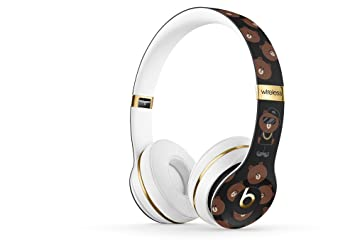 Beats Solo3 Wireless Headphones - LINE Friends Special  Amazon.in   Electronics 757b83f87d