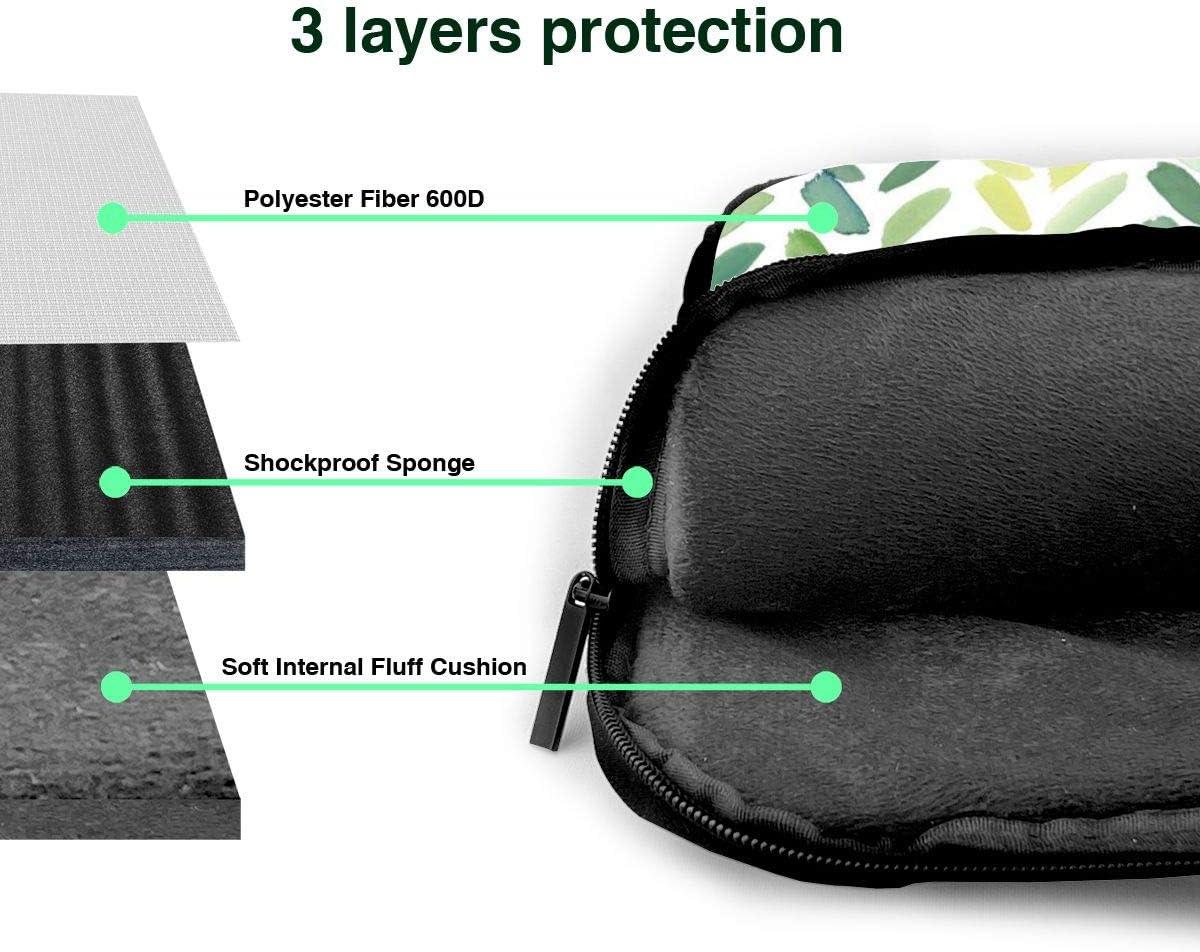 Chinese Pastel Portable Laptop Bag Business Laptop Shoulder Messenger Bag Protective Bag 15.6 Inch Yuotry Neoprene Laptop Sleeve Case