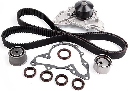 ECCPP Timing Belt W//Water Pump Kit For 03-06 Kia Sorento 3.5L V6 DOHC Eng Code G6CU