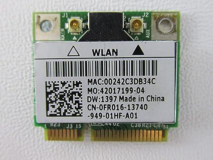 Dell Desktop One 19 1397 Half MiniCard WLAN Driver