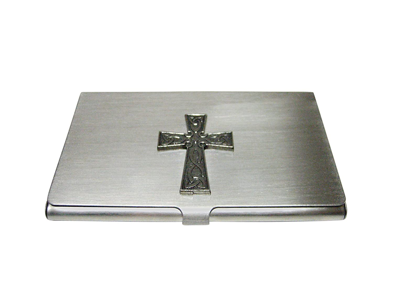 ケルトデザインLarge Crossビジネスカードホルダー   B01FPTNWE6