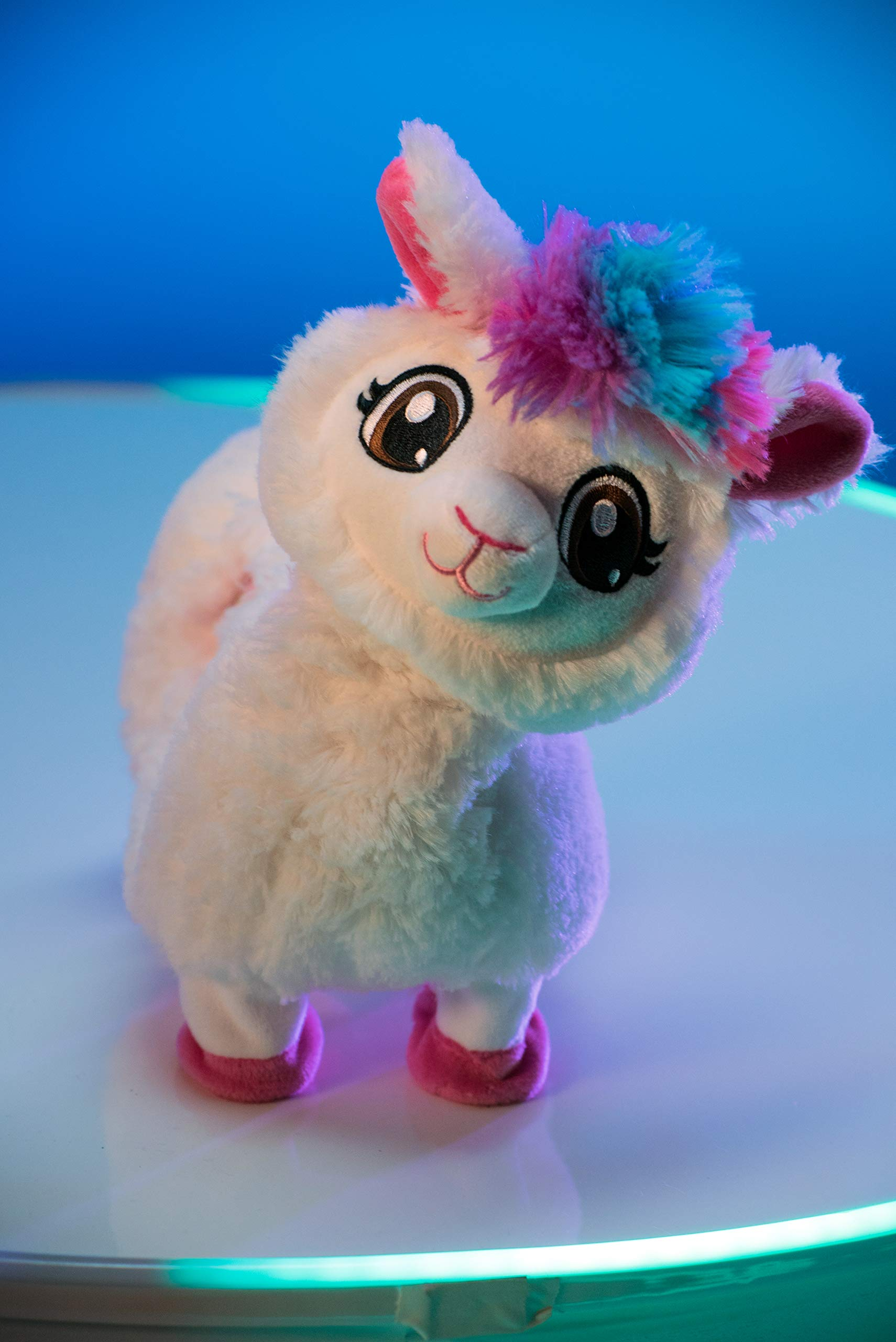 Pets Alive Boppi The Booty Shakin Llama Battery-Powered Dancing Robotic Toy by Zuru by Pets Alive (Image #4)