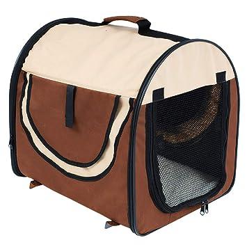 E-starain La Bolsa Transportan para el Perro el Gato para Mascotas para Animales Fácil
