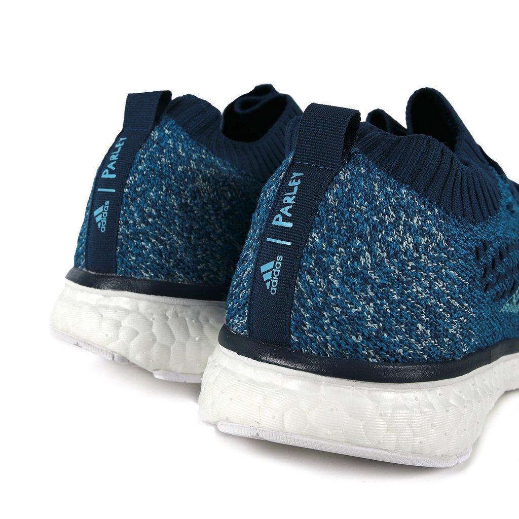 6514049a86af0c Amazon.com  adidas Adizero Prime Parley Shoe Unisex Running Blue  Shoes