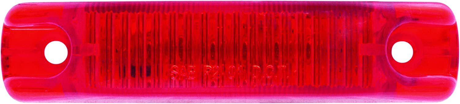 Optronics MCL66RBP LED Marker//Clearance Light Red
