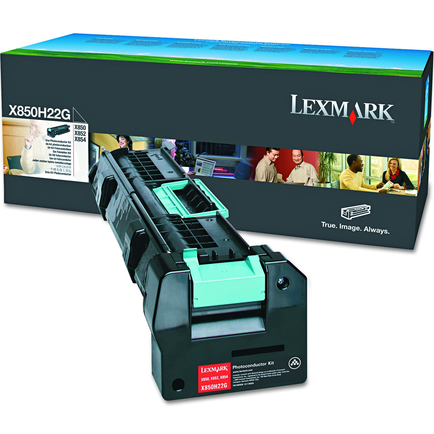 Lexmark X850H22G Photoconductor Unit for X850e, X852e & X854e by Lexmark