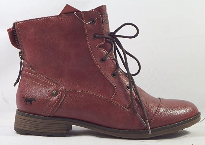 Stiefel & Stiefeletten : MUSTANG Damen 1099 302 807 Sneaker