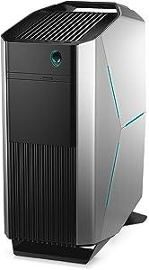 Alienware Aurora R8,AWAUR8-7787SLV-PUS,9th Gen Intel Core i7 9700 (8-Core, 12MB Cache, up to 4.7GHz,16GB 2666MHz DDR4,256 GB (SSD) Boot + 2TB 7200 RPM,NVIDIA GeForce RTX 2070,8GB GDDR6 (Renewed)