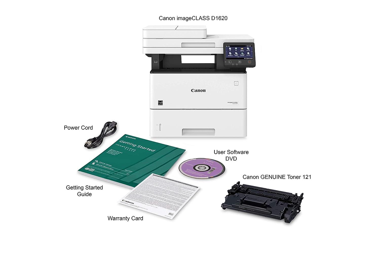 Canon imageCLASS D1620 (2223C024) Impresora láser multifunción ...