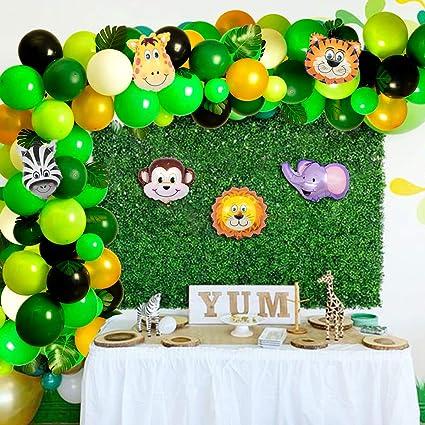 Amazon.com: Accesorios para fiestas con temática de la selva ...