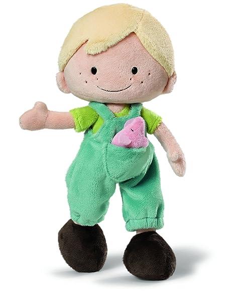 NICI - Minilucas, muñeco de Peluche, 30 cm (37889)