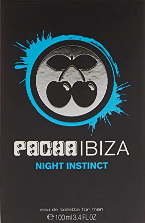 Amazon.com : Pacha - PACHA MAN NIGHT INSTINCT eau de toilette spray 100 ml : Pacha Ibiza Eau De Toilette : Beauty