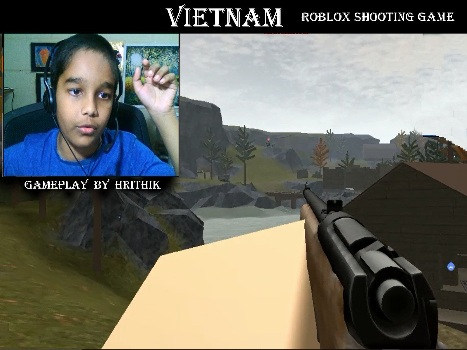 Roblox Game Where You Take Care Of A Unplayable Dog Watch Clip Roblox Shooting Games Gameplay Hrithik Prime Video