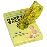 Nappy Sacks Fragranced [Baby Product]