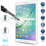 Galaxy tab E 9.6 Screen Protector - for Samsung Galaxy tab E 9.6 inch Tablet (SM-T560) - Maximum Screen Protection from Bumps / Drops / Scrapes and Marks (Galaxy Tab E 9.6, Tempered Glass)