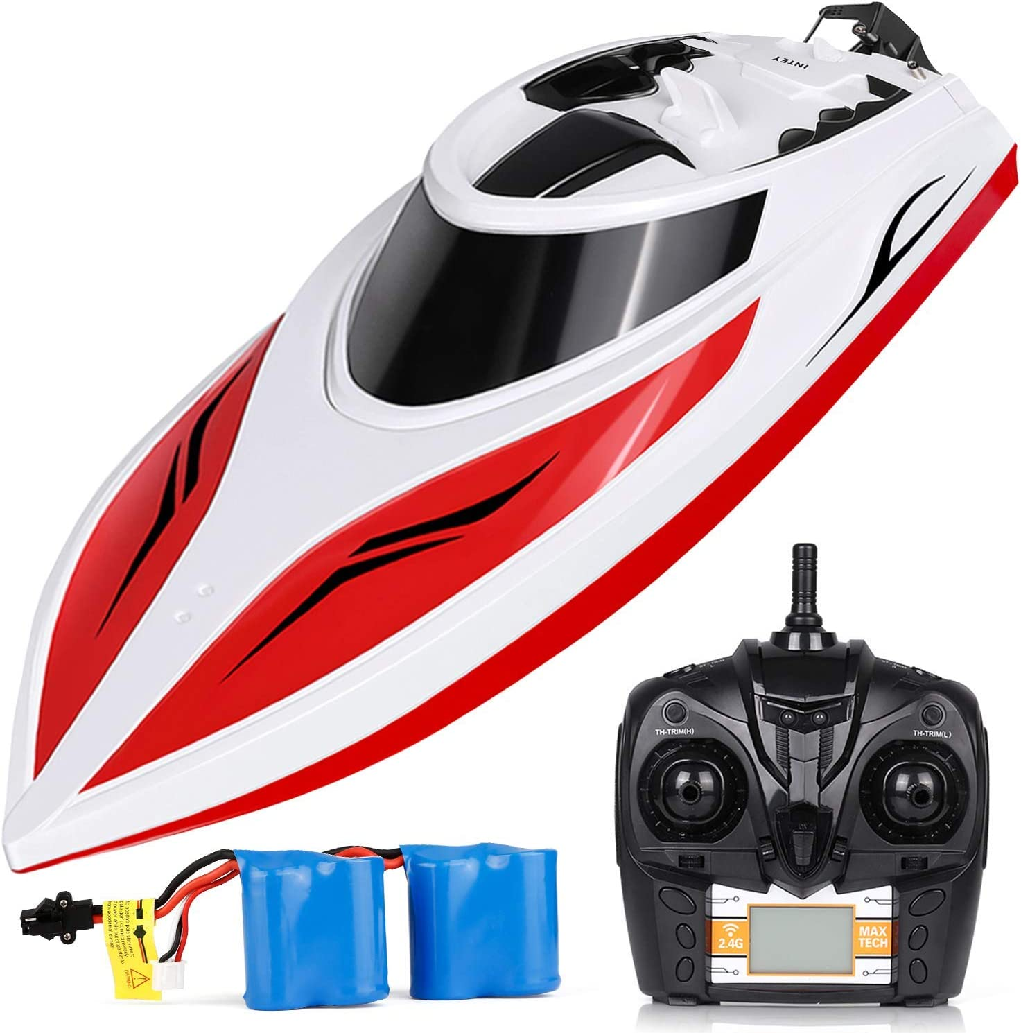 Top 8 Best Remote Control Boats For Beginners - 2020 (Best RC Boats) 8