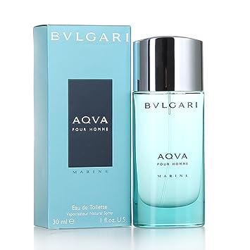 6642f06d2f1 Bvlgari Aqua Marine Eau De Toilette Spray 30 ml: Amazon.co.uk: Beauty