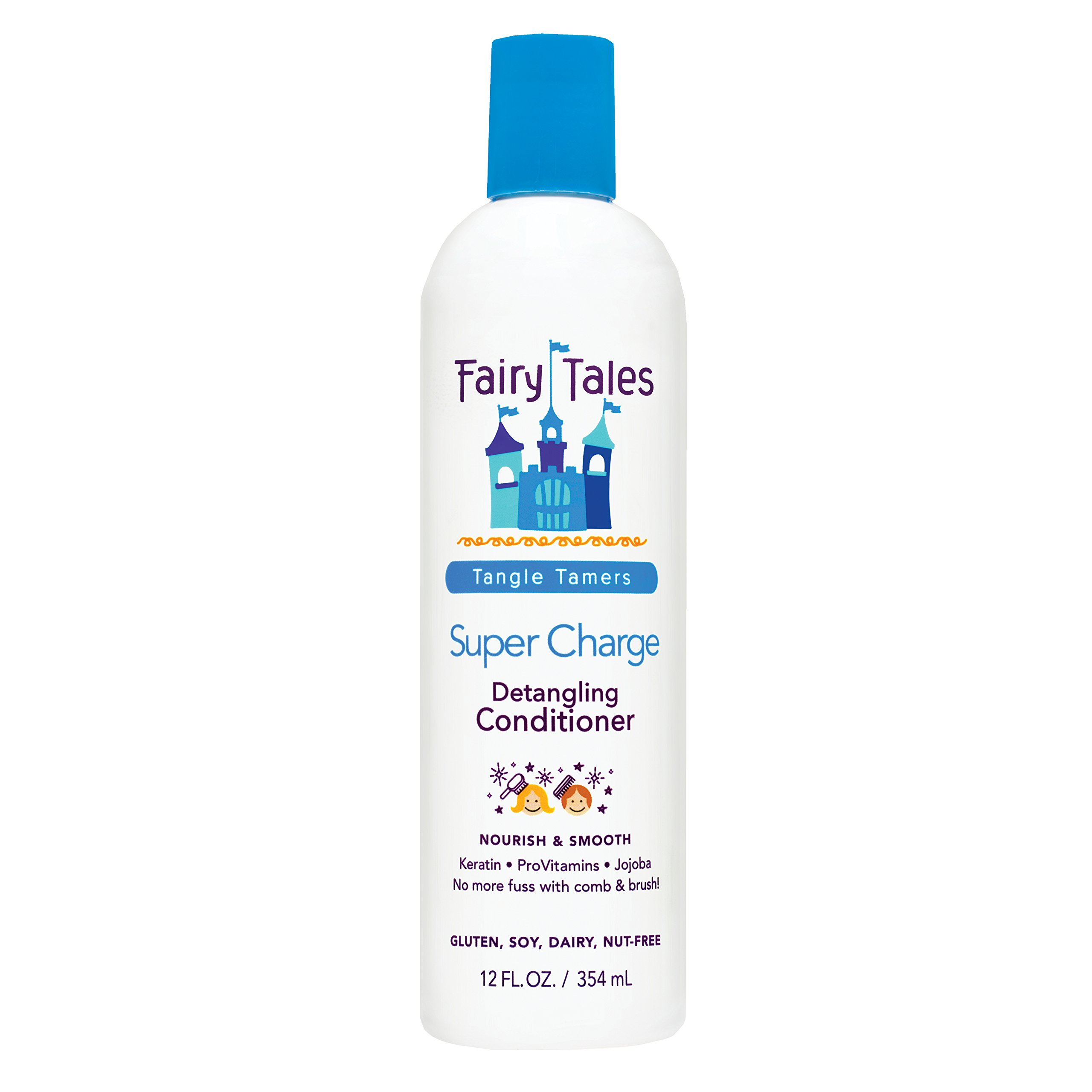 Fairy Tales Tangle Tamer Detangling Conditioner for Kids
