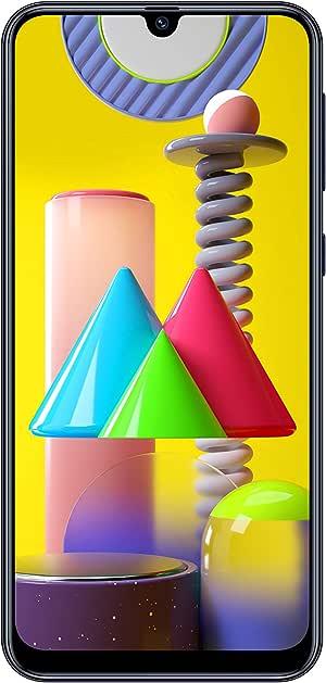 Samsung Galaxy M31 SM-M315F Akıllı Telefon, 128 GB, Uzay Siyahı (Samsung Türkiye Garantili)