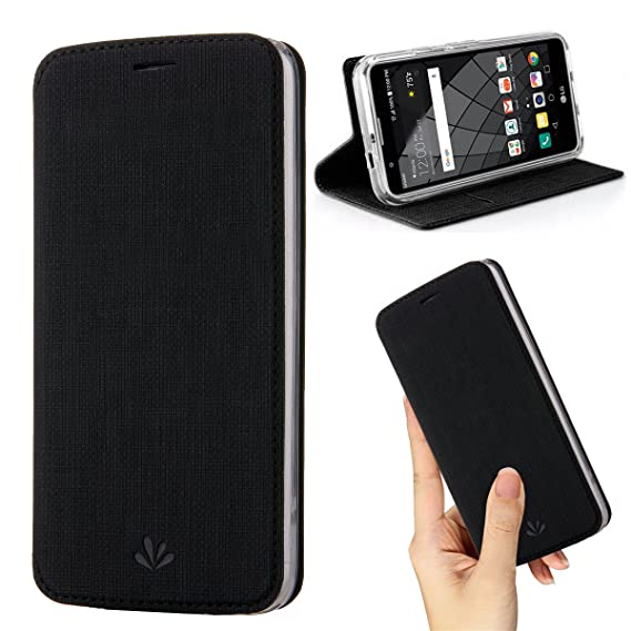 big sale d044c c7672 DLHLLC Moto G5 Plus Case,Ultra Slim Wallet Folio / Flip Pu Leather with  Stand Kickstand Card Holder Magnetic Closure Cover Case For Motorola Moto  G5 ...