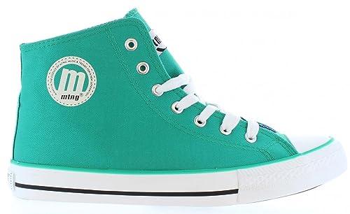Botines de Hombre MTNG 15381 Fino Verde Talla 42: Amazon.es: Zapatos y complementos
