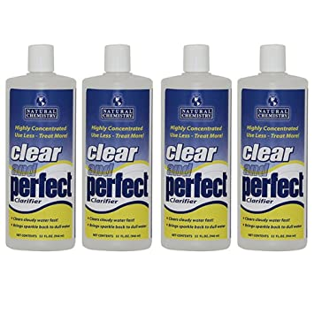 Amazon.com: Natural Química 03500 Clear & Perfect 32oz ...