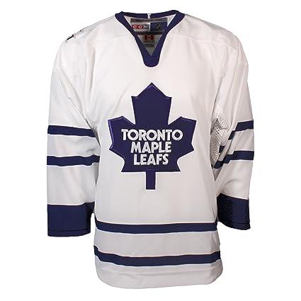 detailing 465dd 11912 Amazon.com : CCM / KOHO Toronto Maple Leafs Replica Adult ...
