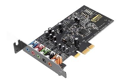 Creative Sound Blaster Audigy FX 5.1 SBX ProStudio - Tarjeta de Sonido Interna