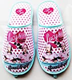 I Love Lucy Slippers Chocolate Factory - One Size Fits Most