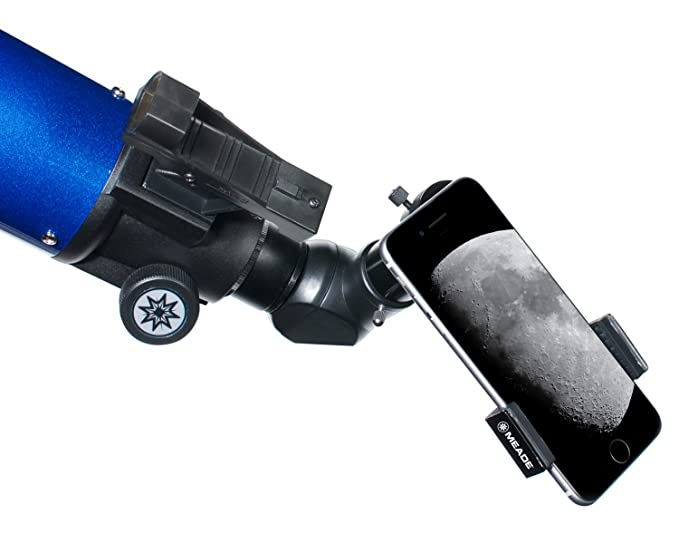 Meade instruments teleskop smart telefon adapter amazon kamera