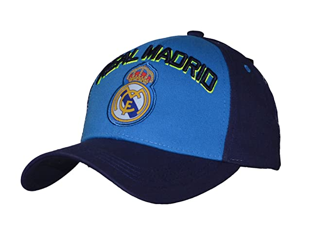 Amazon.com: Real Madrid FC ajustable gorro de, Adjustable ...