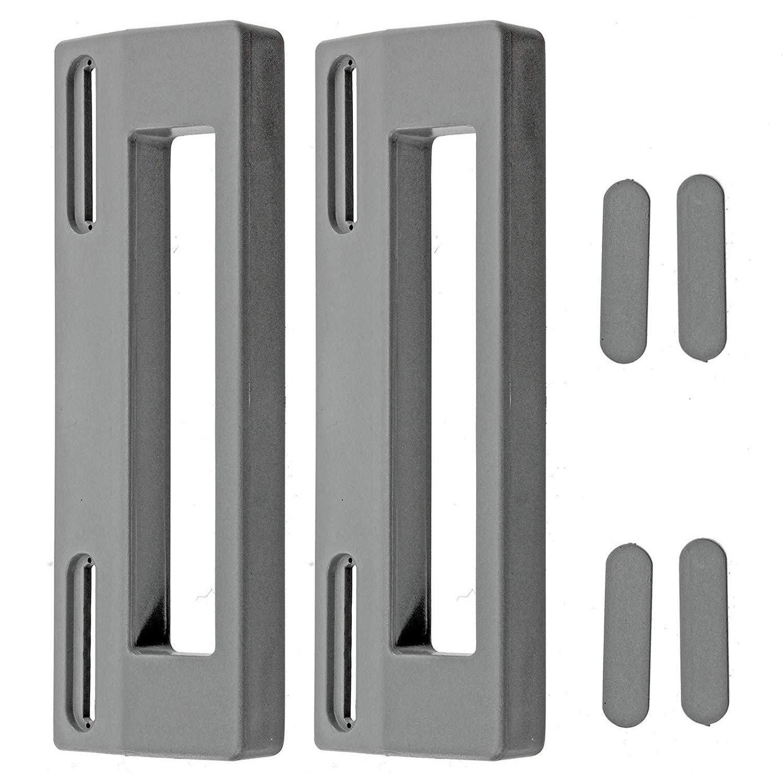 Spares2go - Tirador de puerta para frigorífico y congelador Smeg ...
