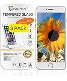 """IPhone 6 Gehärtetes Glas Displayschutzfolie [TEMPERED GLASS], Blasenfrei One-Touch Installation, Premium Displayschutzfolie für iPhone 6 6S 7 - 4.7"""" - Die Beste Garantie für Gesamte Produktlebensdauer"""
