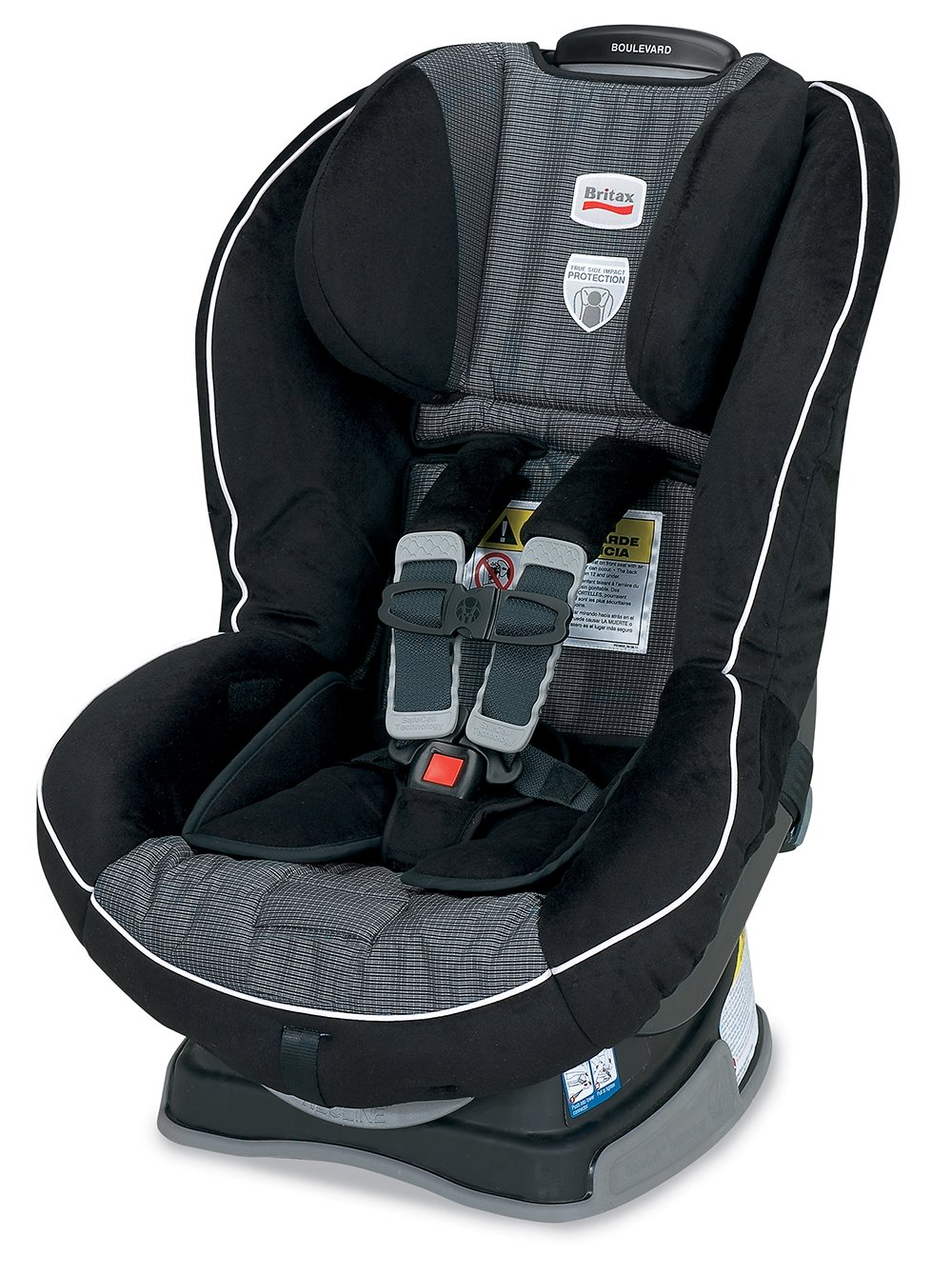 britax boulevard g4 1 convertible car seat  Amazon.com : Britax Boulevard G4 Convertible Car Seat, Onyx (Prior ...