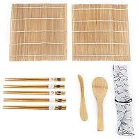 TOPINCN El Kit de Sushi de bambú