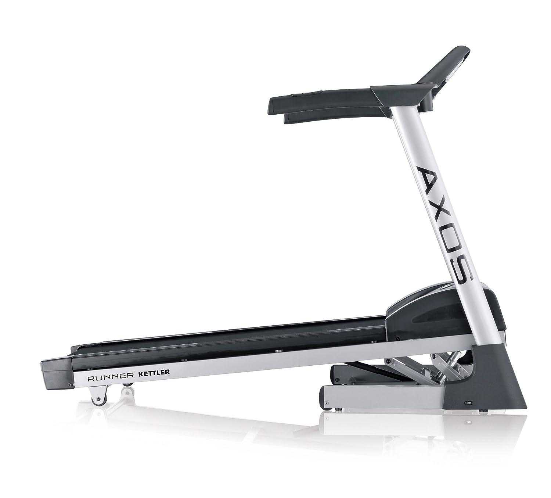 Kettler Runner - Treadmill (800 mm, 1825 mm, 1340 mm, LCD): Amazon ...