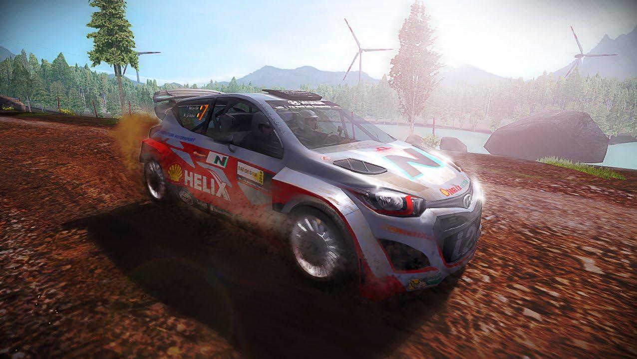 WRC - World Rally Championship 2014: Amazon.es: Videojuegos