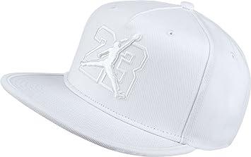 Nike Michael Jordan AJ 13 Gorra, Niños, Blanco (White), Talla Única: Amazon.es: Deportes y aire libre