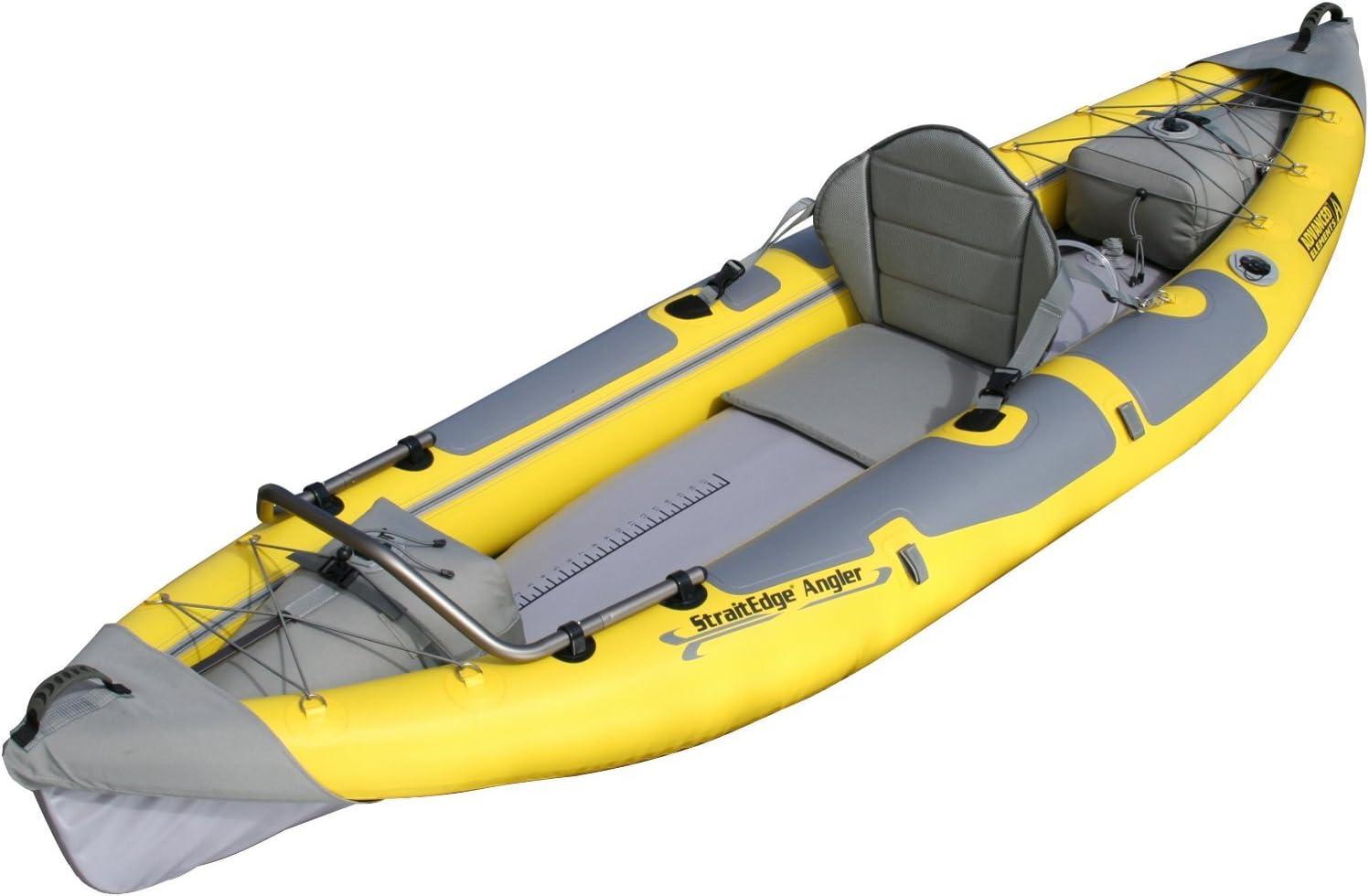 best budget angler kayak - ADVANCED ELEMENTS