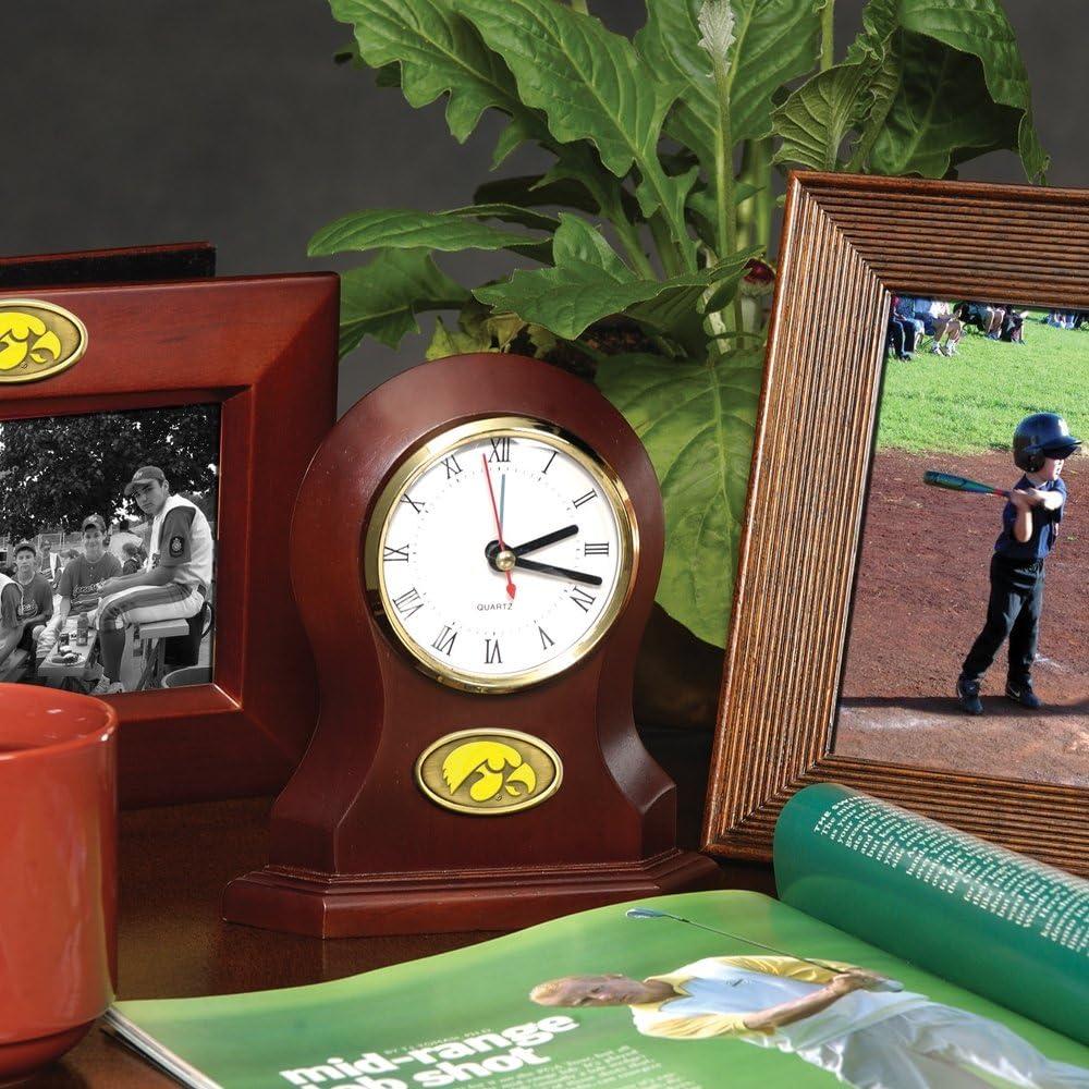 The Memory Company NCAA Racks//Futons Desk Clock
